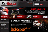Betonline Offshore Sports book